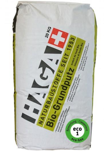Haga Bio Grundputz 20kg Kalkgrundputz