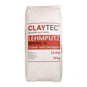 Claytec Lehmputz Mineral 20 25kg