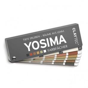 YOSIMA Farbfächer