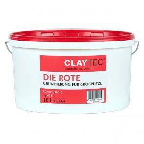 Claytec Die Rote Grundierung (grob) 10l