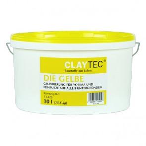 Claytec Die Gelbe Grundierung (fein) 10l