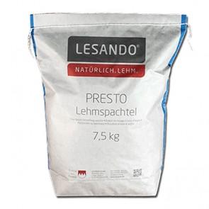 Lesando Presto 7,5kg Lehmspachtel und Wandglätter