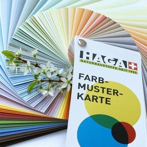 HAGA Farbtonkarte mit 180 Farbtönen
