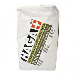 Haga Kalk-Universalspachtel fein weiß Kalkspachtel
