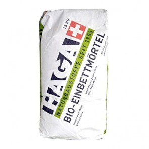 Haga Bio Einbettmörtel 25kg