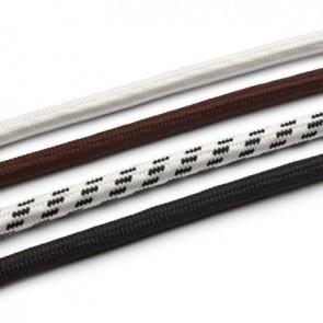 Textilkabel schwarz 5x1,5mm²