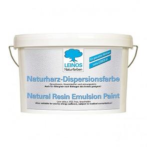 Leinos Nr. 660 Naturharz-Dispersionsfarbe 10,00l