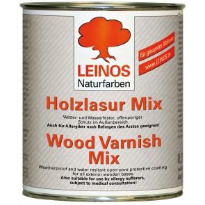 Leinos Nr. 262 Holzlasur-MIX außen 0,75l KIV