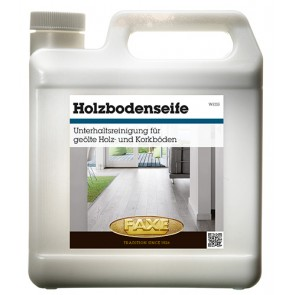 Faxe Holzbodenseife weiß 1,00l