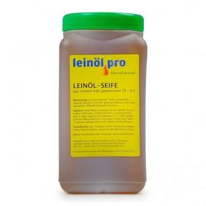Leinölseife (Schmierseife)