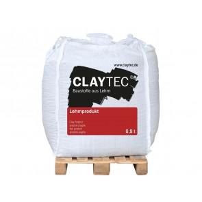 Claytec Lehm-Dämmputz leicht 0,9t BigBag