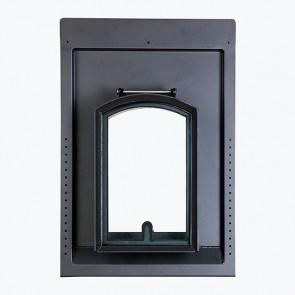 Dachfenster / Metallfenster DRM, Format 26 x 40cm
