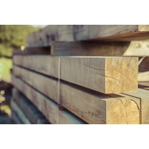 Bauholz Eichenkantholz 1-2 Jahre abgelagert
